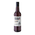 DOUGLAS GREEN MEDIUM CREAM SHERRY 750ML