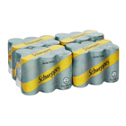 Schweppes Soda Water Can 200ml x 24
