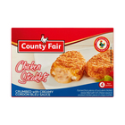 County Fair Chicken Steaklets Cordon Bleu 360g