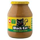 Black Cat Crunchy Peanut Butter No Sugar & Salt 800g
