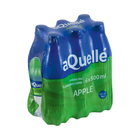 Aquelle Apple Sparkling Flavoured Drink 500ml x 6