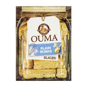 Ouma Plain Rusk Sliced 450g