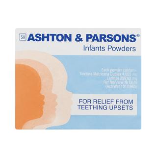 Infant Teethi Ng Relief Powder 20