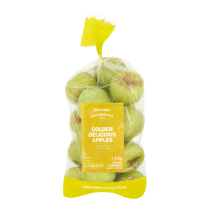 PnP Golden Delicious Apples 1.5kg