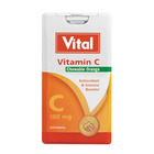 Vital Chewable Orange Vitamin C Tablets 100ea