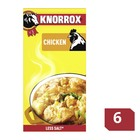 Knorrox Chicken Stock Cubes 6s