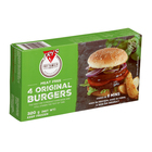 Fry's Original-Style Vegetarian Burgers 320g