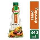 Knorr Salad Dressing Creamy Ranch 340ml