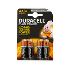 Duracell Batteries Plus Power AA 4s
