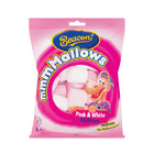 Beacon Pink & White Marshmallows 150g