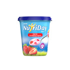 Danone Nutriday Low Fat Strawberry Fruit Yoghurt 1kg