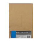 PnP A4 Pre Cut Kraft Cover 10pc
