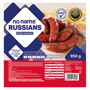 No Name Russians 950g