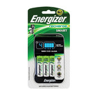 Energizer Smart Charger + AA Batteries 4s