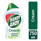 Handy Andy Cleaning Cream Lemon Fresh 750ml