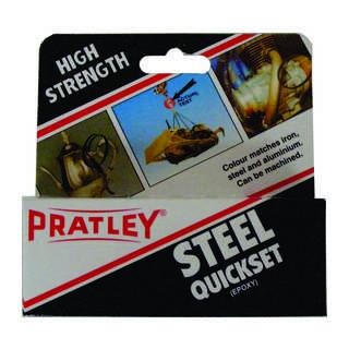 Pratley Steel Adhesive 40ml