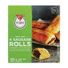 Fry's Meat Free Sausage Rolls 400gr