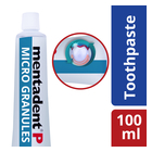 Mentadent P Micro Granules Toothpaste 100ml