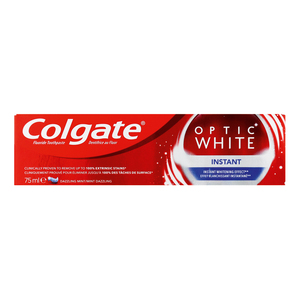 Colgate Optic White Toothpaste 75ml