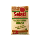 Selati Golden Brown Sugar 1kg