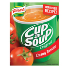 Knorr Cup-A-Soup Cream of Tomato 4s