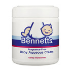 Bennetts Fragrance-Free Baby Aqueous Cream 500g