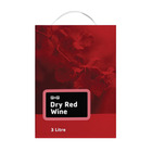 PnP Dry Red Wine 3 l