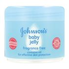 Johnson's Baby Jelly Fragrance Free 250ml