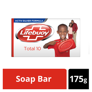 Lifebuoy Germ Protection Total Soap Bar 175g