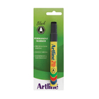 Artline Black Permanent Marker EK70