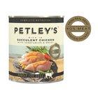 Petley's Rich Chicken & Veg 775g x 6