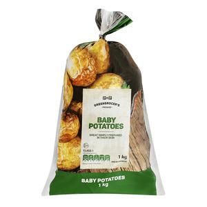 PnP Baby Potatoes 1kg