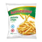 Harvestime Fry Chips Straight Cut 2kg