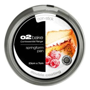 O2 Bake Spring Form Pan 23cm