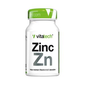 Vitatech Zinc Complex Tablets 30's