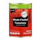 PnP Whole Peeled Tomatoes 400g
