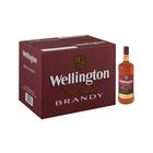 Wellington VO Brandy 750ml x 12