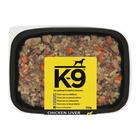 K-9 Foods Chicken Liver Pet Food 400 GR