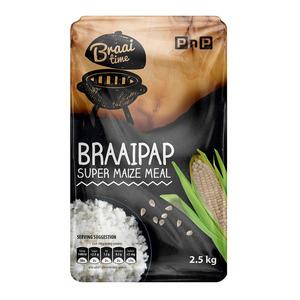 Pnp Braaipap 2.5kg