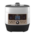 Midea Multi Function Digital Pressure Cooker White 6l