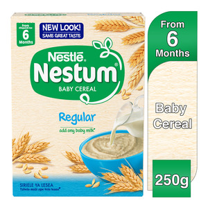 Nestle Nestum Infant Cereal First 250g