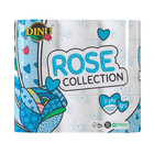 Dinu Collection Blue Rose Toilet Rolls 2 Ply 9s