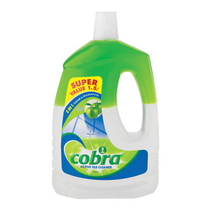 Cobra Active Tile Cleaner Apple Crisp 1.5l