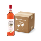 Four Cousins Natural Sweet Rose 750ml  x 12
