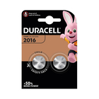 Duracell Lithium Specialty 2016 Coin Battery 2 pack