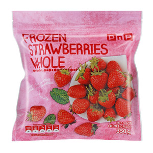 PnP Frozen Strawberries 350g