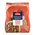 Nature's Source African Sunrise Muesli 750g