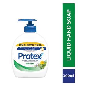 Protex Herbal Antigerm Liquid Hand Soap 300ml