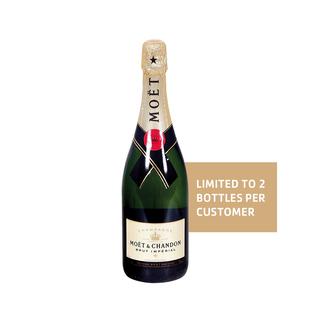 Moet & Chandon Brut Imp NV Champagne 750ml