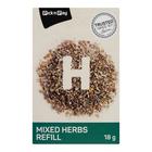 PnP Mixed Herbs Refill 18g